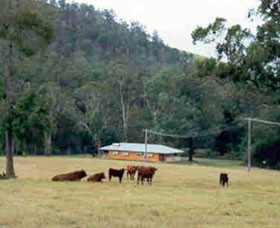 Shute Hill Country Retreat - Accommodation QLD