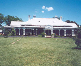 Coombing Park Homestead - Accommodation QLD