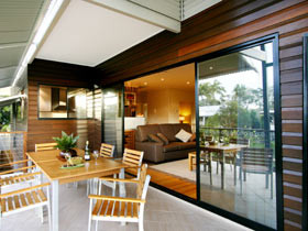 Sereno Luxury Villas - Accommodation QLD