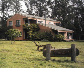 Moffat Falls Lodge And Cottages - Accommodation QLD