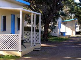 Kingscote Nepean Bay Tourist Park And Parade Units - Accommodation QLD