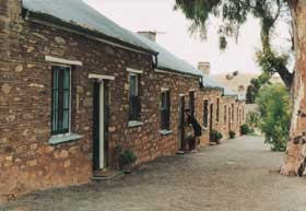Burra Heritage Cottages - Tivers Row - Accommodation QLD