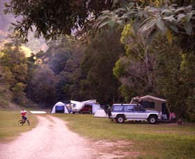 Mt Warning Holiday Park - Accommodation QLD