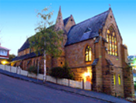 Pendragon Hall - Hobart church - Accommodation QLD