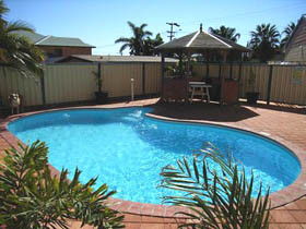 Blue Ocean Villas  Kalbarri - Accommodation QLD