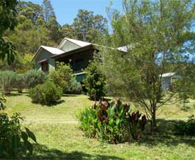 Penlan Cottage - Accommodation QLD