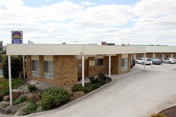 Best Western Mill Park Motel - Accommodation QLD