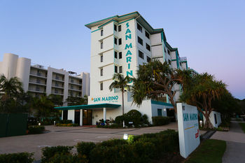 San Marino By The Sea Apartments - Accommodation QLD