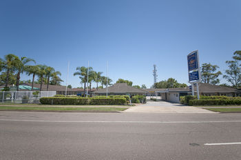 Colonial Terrace Motor Inn - Accommodation QLD