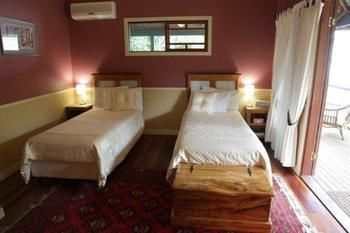 Eumundi Gridley Homestead BampB - Accommodation QLD