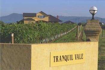 Tranquil Vale Vineyard amp Cottages - Accommodation QLD