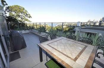 North Sydney 16 Wal Furnished Apartment - Accommodation QLD