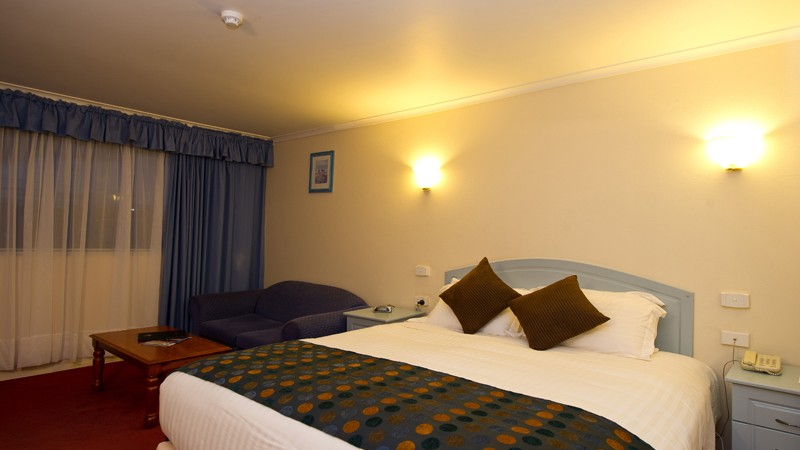 BEST WESTERN Balmoral Motor Inn - Accommodation QLD