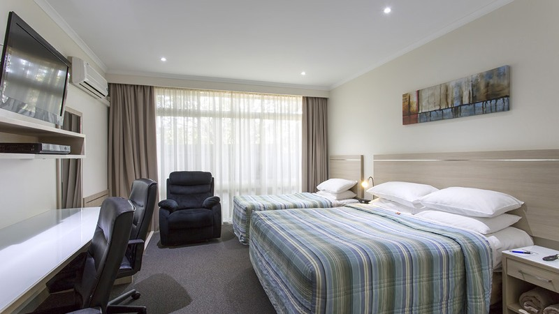 BEST WESTERN Aspen and Apartments - Accommodation QLD