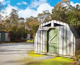 Discovery Holiday Parks Cradle Mountain Cosy Cabins - Accommodation QLD