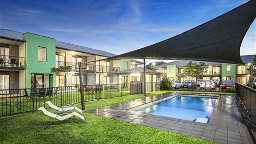 Quest Sale Serviced Apartments - Accommodation QLD