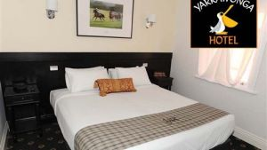 The Yarrawonga Hotel - Accommodation QLD