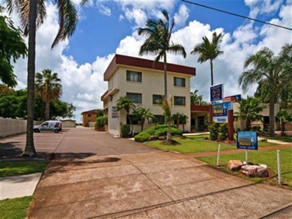 Cleveland Bay Air Motel - Accommodation QLD