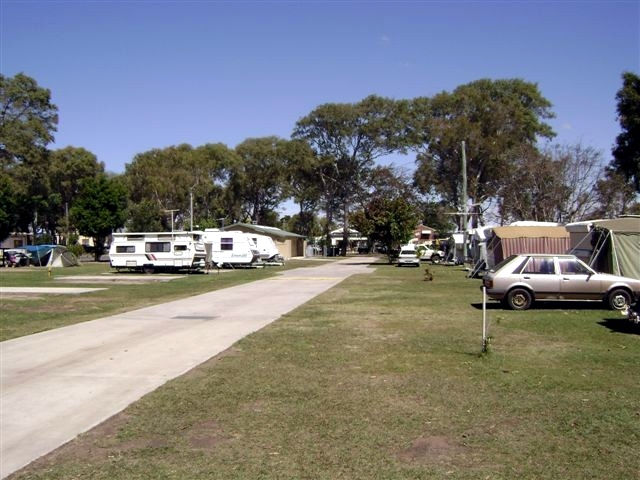 Beachmere Caravan Park - Accommodation QLD