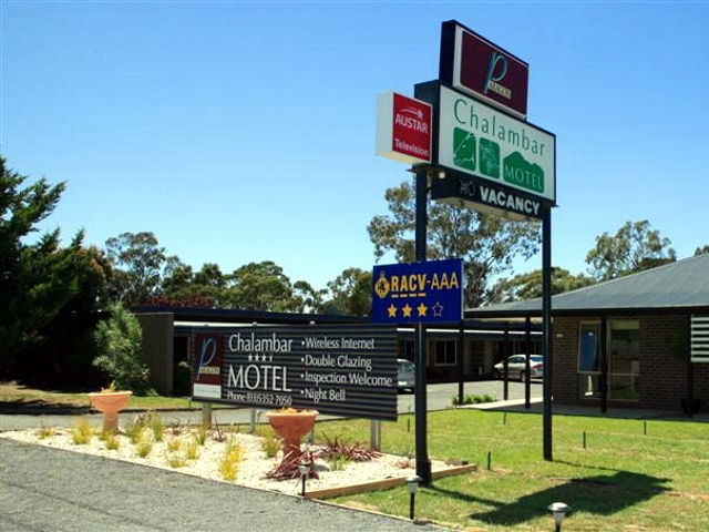 Chalambar Motel - Accommodation QLD