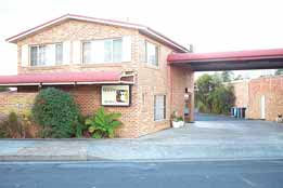 Clock Tower Motor Inn - Accommodation QLD