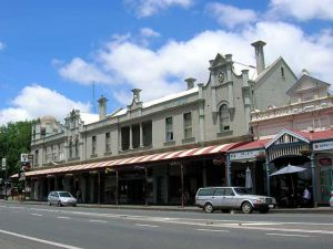 Commercial Hotel Camperdown - Accommodation QLD