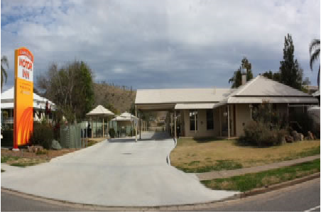 Country Roads Motor Inn - Gayndah - Accommodation QLD
