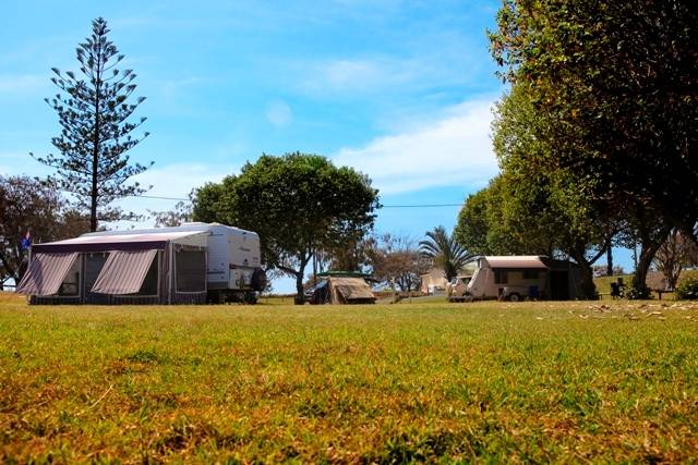 Elliott Heads Holiday Park - Accommodation QLD