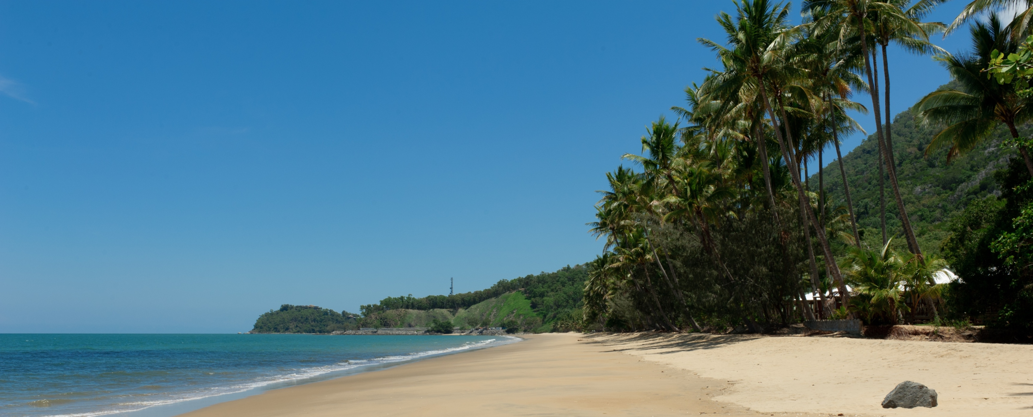 Ellis Beach Oceanfront Bungalows  Caravan Pk - Accommodation QLD