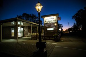 Gayndah Colonial Motor Inn - Accommodation QLD