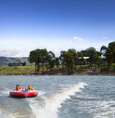 Lake Somerset Holiday Park - Accommodation QLD