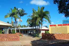 Motel Childers - Accommodation QLD