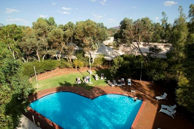 Outback Pioneer Hotel - Accommodation QLD
