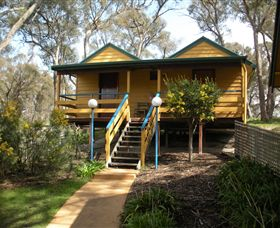 PGL Campaspe Downs - Accommodation QLD