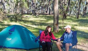 Apsley Falls campground - Accommodation QLD