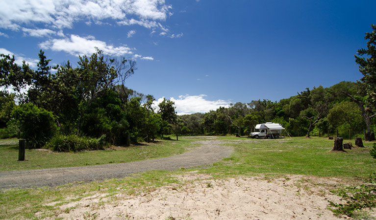 Banksia Green campground - Accommodation QLD