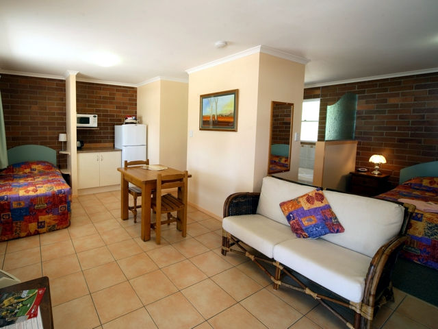 Rubyvale Motel  Holiday Units - Accommodation QLD