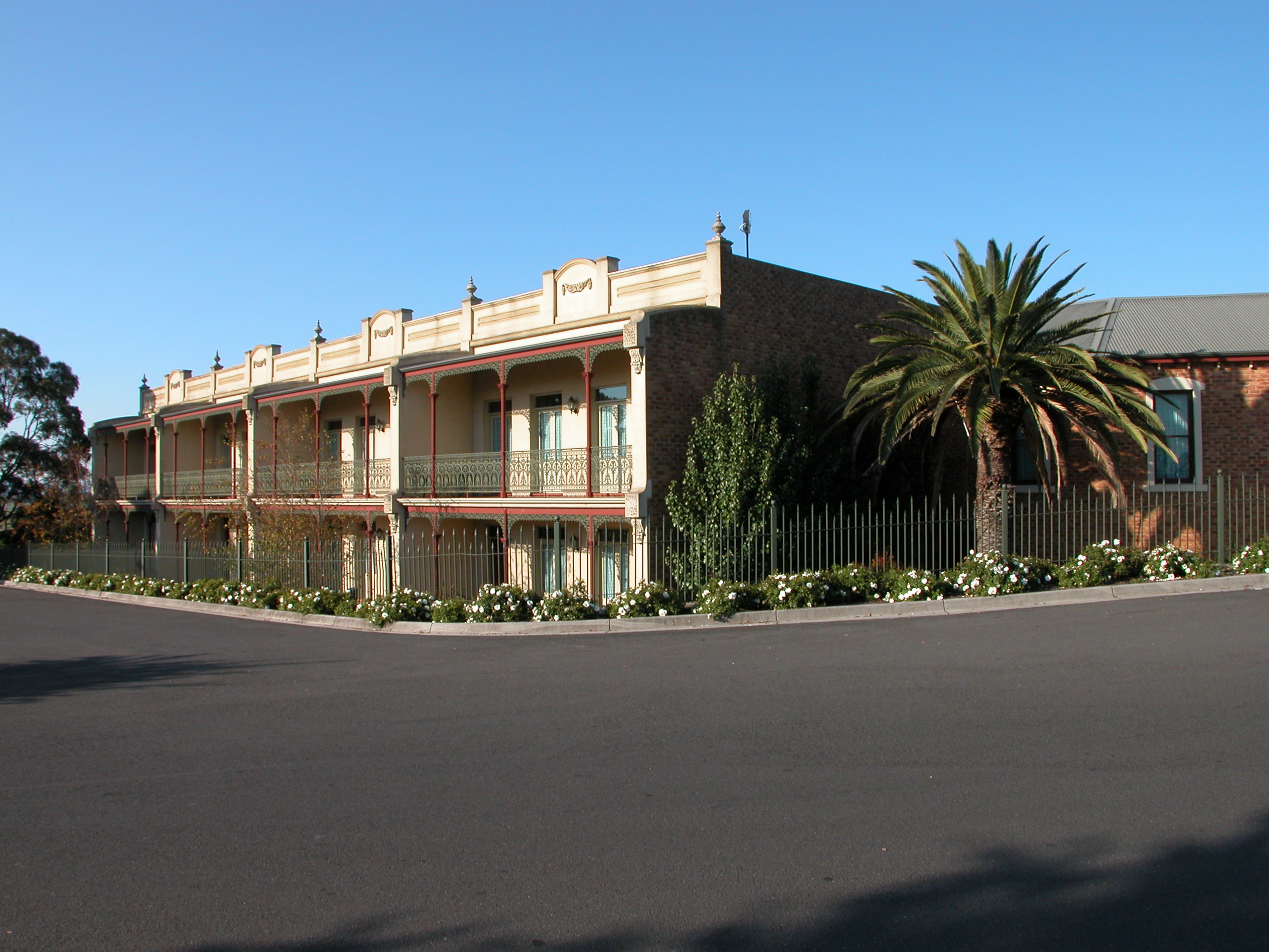 The Terrace Motel - Accommodation QLD