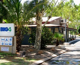 Cooke Point Holiday Park - Aspen Parks - Accommodation QLD