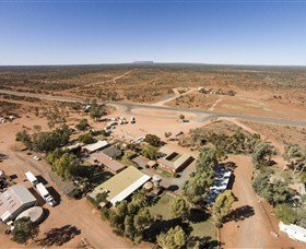 Curtin Springs Wayside Inn - Accommodation QLD