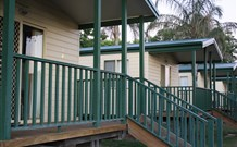 Wyland Caravan Park - Accommodation QLD