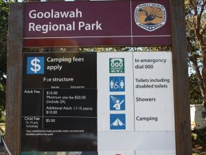 Goolawah National and Regional Parks - Accommodation QLD