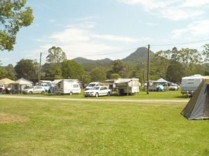 Mullumbimby Showground Camping Ground - Accommodation QLD