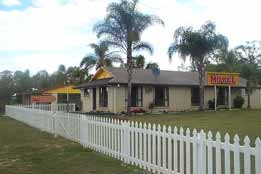 Gayndah A Motel - Accommodation QLD