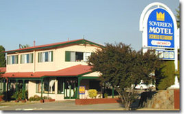 Sovereign Motor Inn Cooma - Accommodation QLD