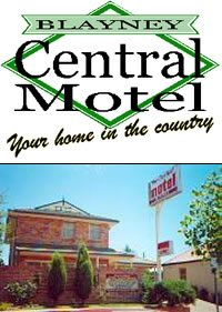 Blayney Central Motel - Accommodation QLD