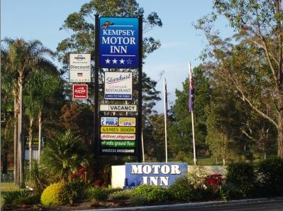 Kempsey Motor Inn - Accommodation QLD