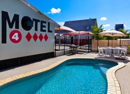 Caboolture Central Motor Inn - Accommodation QLD