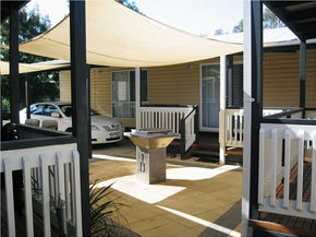 Yarraby Holiday Park - Accommodation QLD