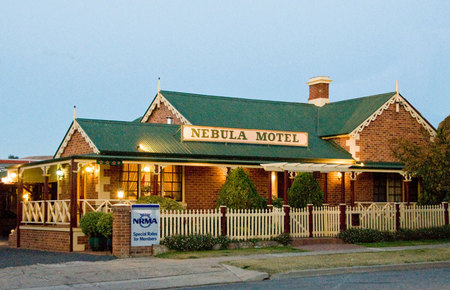 Nebula Motel - Accommodation QLD